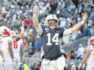 Penn State pieces together win against Indiana