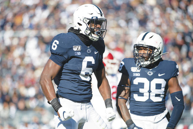 Nittany Lions bid goodbye to successful group of seniors vs. Rutgers