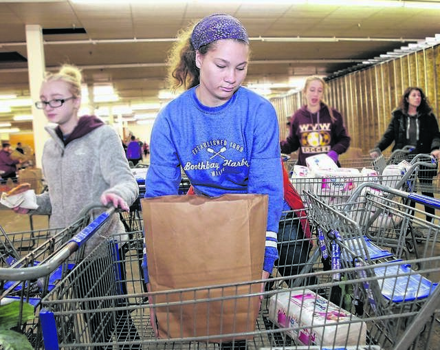 CEO food bank gears up for 40th Thanksgiving distribution
