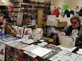 Scranton Comic Book Convention to feature artists, writers, wrestlers and, yes, comics