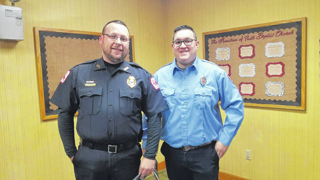 Faith Baptist Church in Plymouth holds Hometown Heroes event