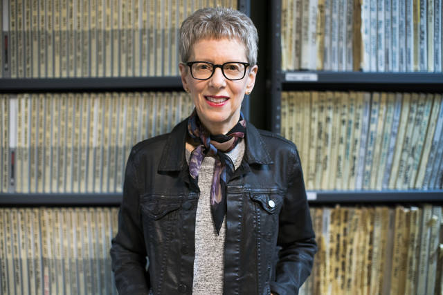 Public radio's Terry Gross to speak at Wilkes event