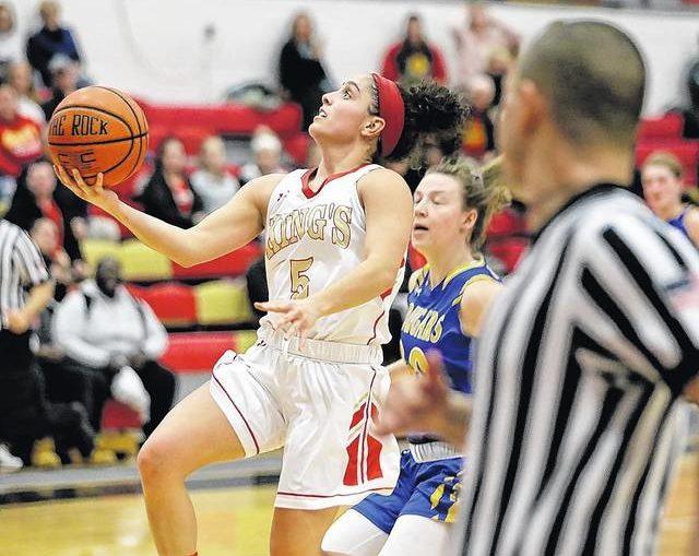 MAC Freedom Women's Basketball: Plenty of new faces for King's, Wilkes, Misericordia