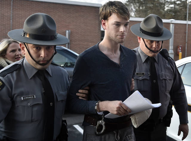 Troopers charge son with killing father, William Morse