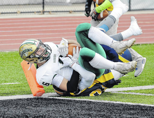 H S Football Wyoming Area Seeks To Cool Off Tamaqua In Class 3a Semifinals Times Leader