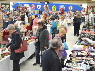 Craft fair benefits Wilkes-Barre CTC students