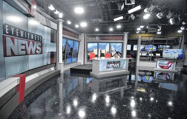 WBRE unveils new state-of-the art studio