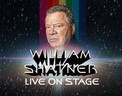 William Shatner to appear at F.M. Kirby Center Jan. 17