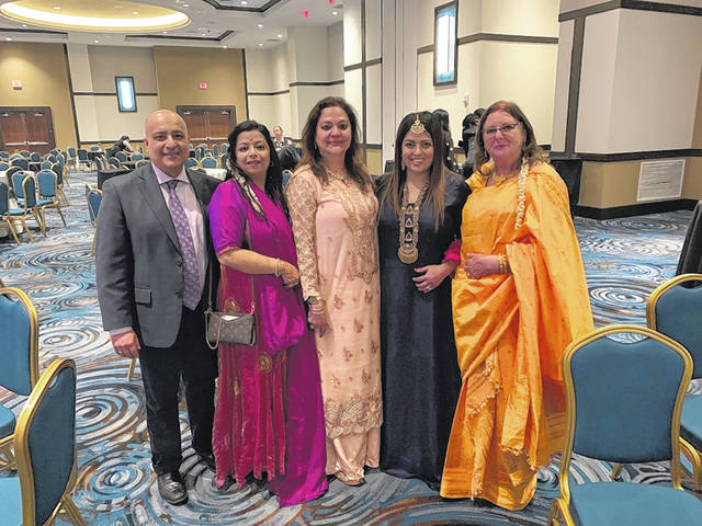 Indian American Association celebrates Diwali, the Festival of Lights