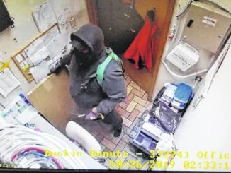 Fairview Twp. police looking for pair who burglarized Dunkin' Donuts
