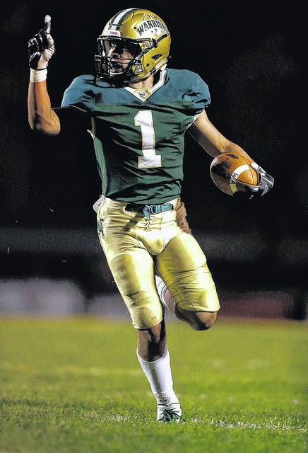 H S Football Wyoming Area To Battle Four Time Champ Scranton Prep For D2 3a Title Times Leader