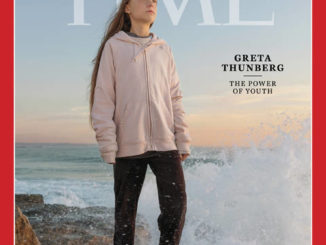 Thunberg 'a bit surprised' to be Time Person of the Year