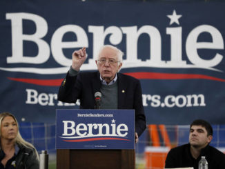 Mighty Bernie at bat? Sanders makes pitch for minor leagues
