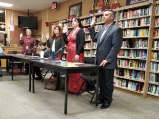 Four new members take seat on Crestwood School Board