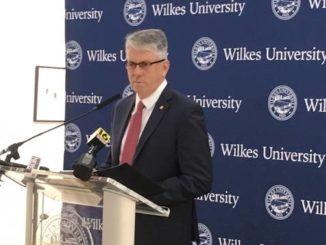 Greg Cant named next Wilkes University president