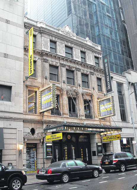 A Tour Inside A Broadway Theater Is The Place To Geek Out Times Leader