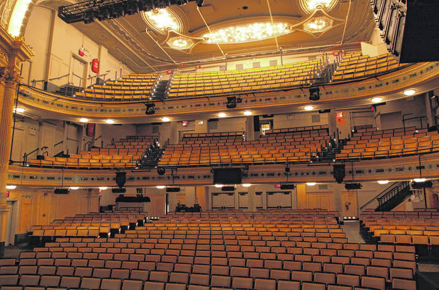 A Tour Inside Broadway Theater Is The