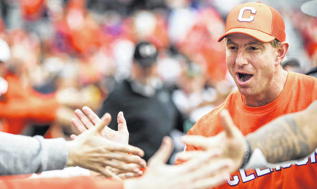 quite nice get new sells Clemson, Virginia after next step in ACC game | Times Leader