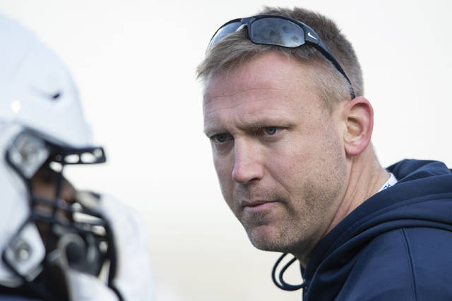 Penn State offensive coordinator Ricky Rahne named head coach at Old Dominion