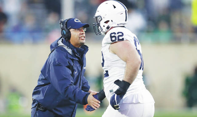 Nfl Games Christmas Day 2020.Penn State S Gross Matos Heading To Nfl But Menet Will