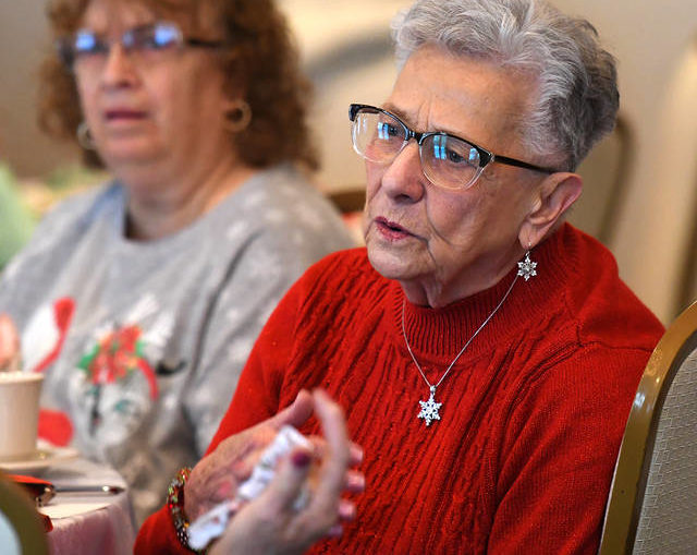 Foster Grandparents Program holds annual luncheon