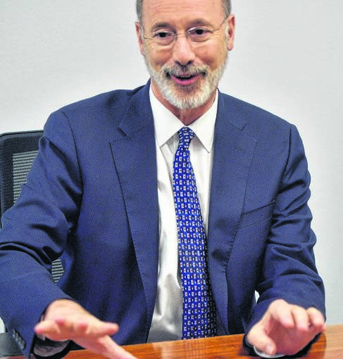 Wolf reviews 2019: Progress on voting, criminal justice, education, more