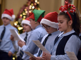Annual Christmas concert connects the generations