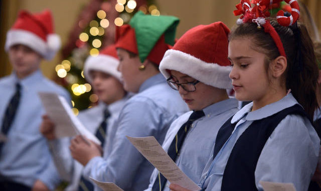 Christmas Eve 2020 Mass Schedule For St Johns Church On Rt 209 In East Stroudsburg Pa Annual Christmas concert connects the generations | Times Leader