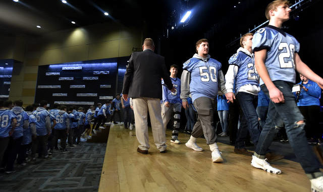 Enthusiastic send-off as Dallas heads to Hershey