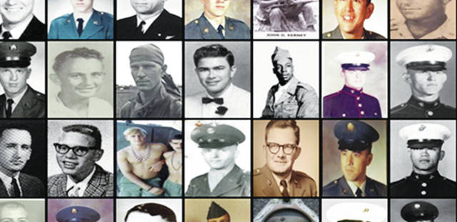 All photos of PA heroes who died in Vietnam have been located