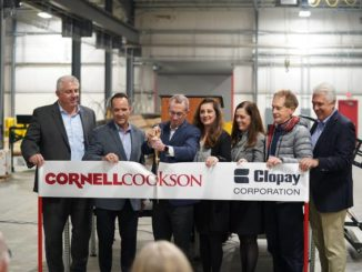 CornellCookson expands in Mountain Top, has job openings