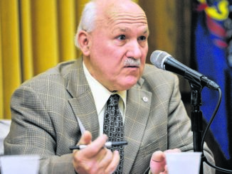 Stephen A. Urban, other departing Luzerne County Council members commended