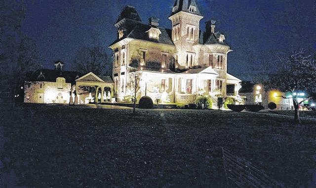 Candelight Christmas Tours set at Jackson Mansion | Times Leader