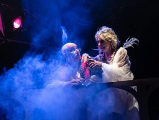 Otherworldly 'Christmas Carol' to appear at Little Theatre
