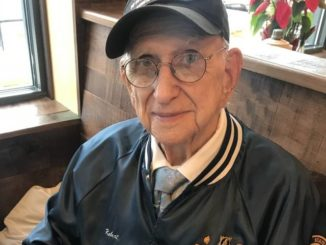 WWII vets honored as Mission BBQ makes area debut