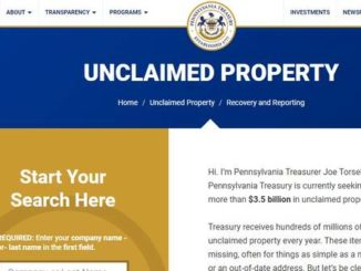 Our View: Find out if Pa. Treasury has cash for you