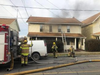 Wilkes-Barre fire victim dies from burns