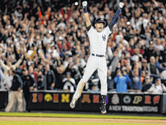 When it comes to unanimous Hall picks, Jeter could be No. 2.