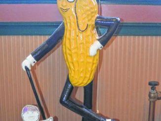 Our View: Mr. Peanut deserves better
