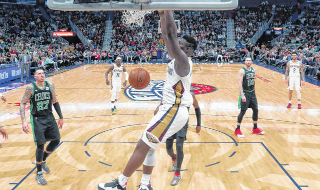 Zion Williamson Leads Pelicans Past Celtics Times Leader