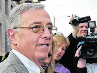 Federal prosecutors will not pursue retrial against Ciavarella on vacated convictions