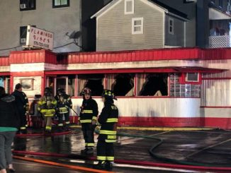 Chief: Flamingo Diner 'total loss' after blaze