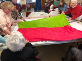 Our View: Onward, Christian quilters and friends