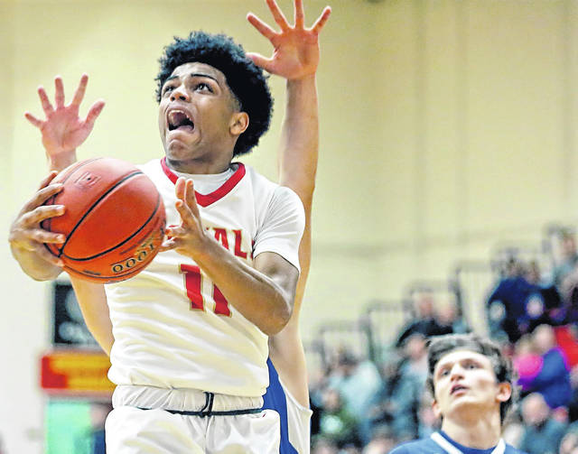 H.S. boys basketball: Holy Redeemer pulls away in fourth quarter to defeat Hanover Area