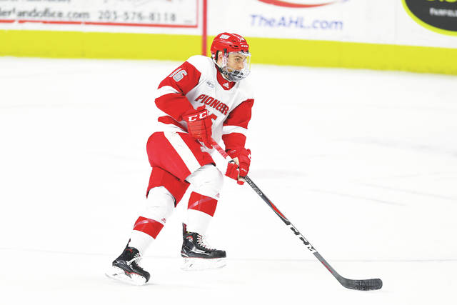 College Corner: Mountain Top's Joseph makes his mark for Sacred Heart hockey