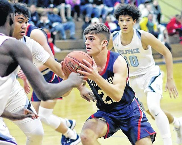 Boys basketball: Brennan Higgins leads late surge in Pittston Area victory over Wilkes-Barre Area
