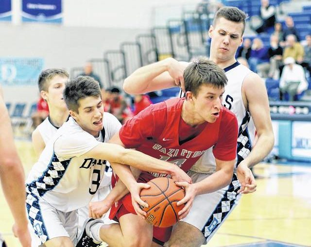 Boys basketball: Hazleton Area's Scotty Campbell scores career-high 31 points in win over Dallas