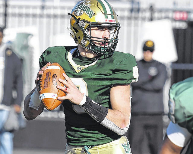 Wyoming Area's DeLuca, Spencer get top honors from easternpafootball.com