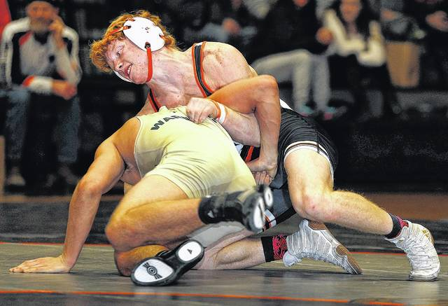 WVC roundup: Lehman wrestling wins; Rowley hits milestone for Hanover Area