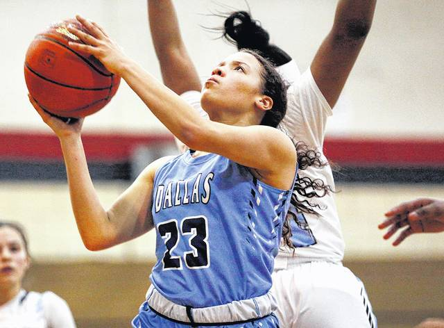 Girls basketball: Charlton, Dallas edge WBA with winning basket in final seconds